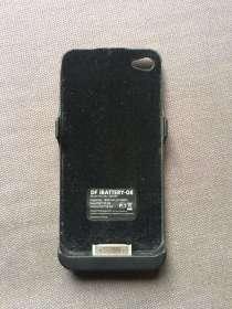 Чехол Зарядка IPhone 4/4s, в Москве
