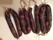 конскую колбасу (Казы) в натуральной оболочке., в Санкт-Петербурге
