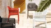 Красочная уличная мебель Nardi Италия., в г.Одесса