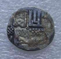 Золотая Орда. Дирхем. серебро, в Казани