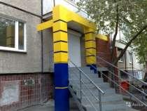Композитные фасады, входные группы, вывески, в Саратове