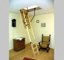 Чердачная лестница OMAN Standard - Бук, Польша OMAN, в Белгороде