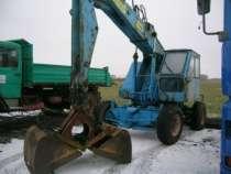 экскаватор IFA DDR T174/1 Bagger, в Перми