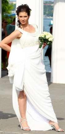 Греческое свадебное шлейф вышивка, в г.Севастополь