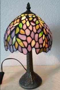 Tiffany. Красивая настольная лампа, стрекоза, в г.Франкфурт-на-Майне