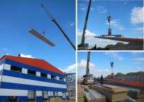 Строительство быстровозводимых зданий, в Энгельсе