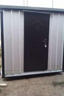 Дверь металлическая, в г.Лида