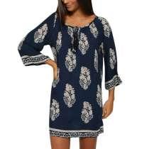 Платье -туника новая с этикетками р.42 до 44 приятная тонкая, в Одинцово