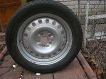 Продам 2-ве зимние шины Marshal на новых стальных дисках, в г.Одесса