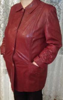 Кожаная куртка 54-56, в Екатеринбурге
