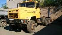 Продам седельный тягач ВЕЗДЕХОД; КРАЗ-6443; пробег 69т.км, в Сургуте