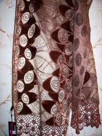 Шарф, коричневого цвета, в г.Петропавловск
