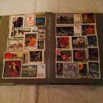 Недорого! Продам почтовые марки!, в г.Алматы