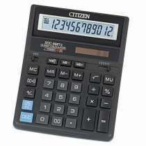 Калькулятор настольный Citizen SDC-888TII, в Краснодаре