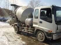 Продажа- доставка бетона, раствора мал. миксерами, в Екатеринбурге