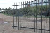 Секции заборные, в Грозном