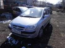 автомобиль Hyundai Getz, в г.Вологда