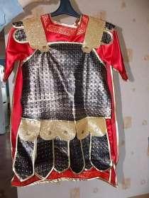 Продам карнавальный костюм римского воина для мальчика 8-10, в Лиски