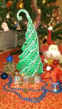 Новогодняя елочка, в Волгограде