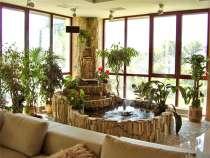 Комнатные водопады и зимние сады, в Уфе