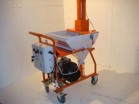 Штукатурная машина DP-N1 (шпаклевочный агрегат DP-N1).