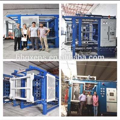 Автоматическая вакуумная формовочная машина в г. Shijiazhuang Фото 4