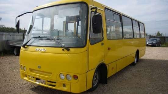 Автобусы Isuzu-Атаман городские. в Нижнем Новгороде Фото 3