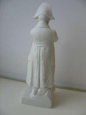 Статуэтка Наполеон. Бисквит в Москве Фото 4