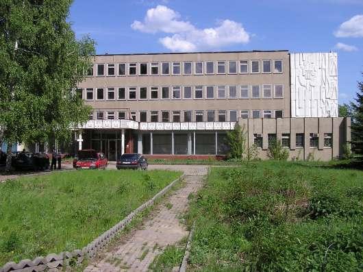 Бизнес-Центр, офисные помещения 2171.1 м²+ терр. 3896 м²