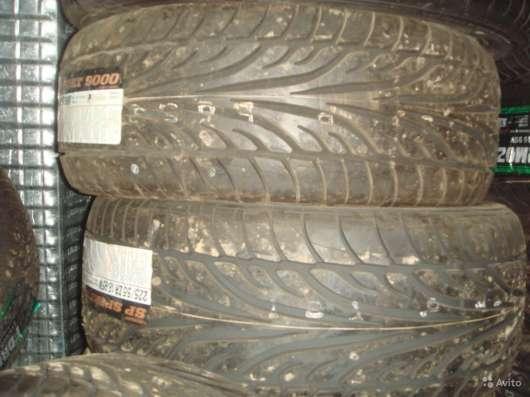 Новые Dunlop 285/50ZR18 Sport 9000 109W в Москве Фото 1