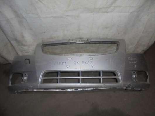 Передний бампер на Chevrolet Cruze