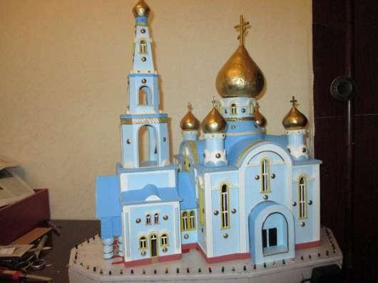 Макеты православные храмы
