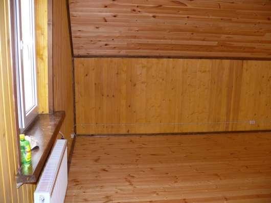 Дом из бруса 210 кв. м. готовый к проживанию п. Некрасовский