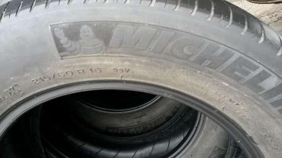 R16 215/60 Michelin Energy лето 3шт в Красноярске Фото 1