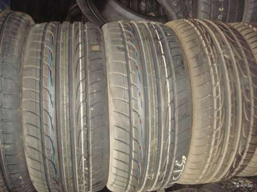 Новые Dunlop 235/45 R17 SP Sport Maxx 97Y