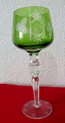Три бокала. Хрусталь Фужеры.21 см Rоеmer. Вино