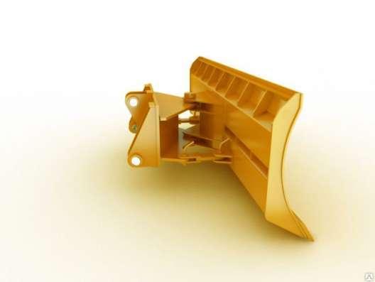 Отвал бульдозерный механический поворот