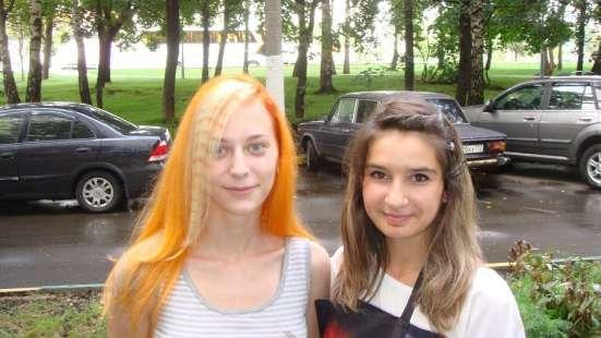 Окрашивание (Окраска) волос -DAVINES (Италия) Москва ЮАО Фото 3
