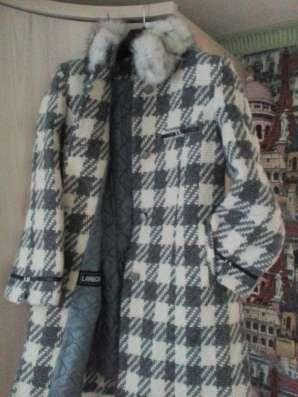 Продам новое зимнее пальто