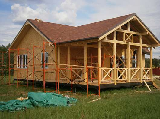 Строим дома в Москве Фото 2