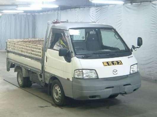 Mazda bongo 1- тонный с гидробортом