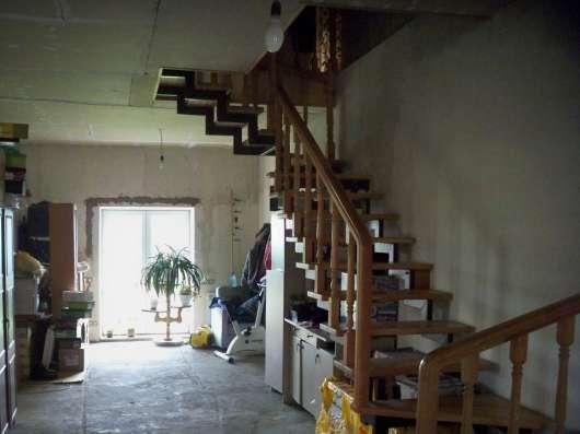 Продаётся новый кирпичный дом площадью 216 кв м