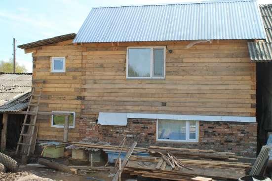 Обменяю дом в Перми Фото 1