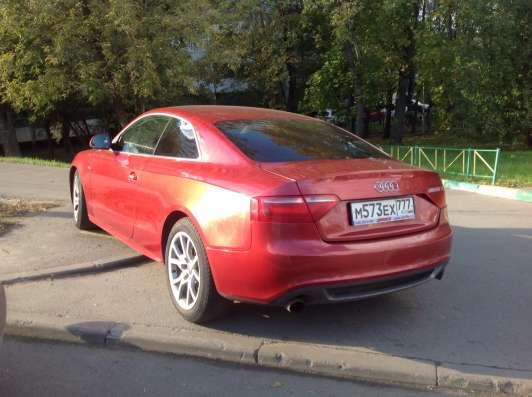 Продажа авто, Audi, A5, Вариатор с пробегом 120000 км, в Москве Фото 2