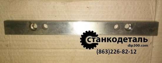 Рейка на горизонтально-расточной станок 2637ГФ1
