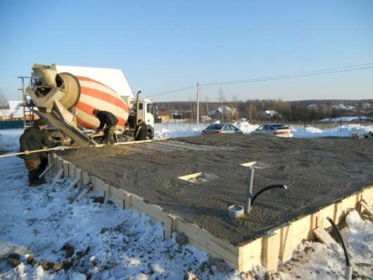 Противозамерзаящая ( противоморозная ) добавка в бетон бенотех - ПМП.