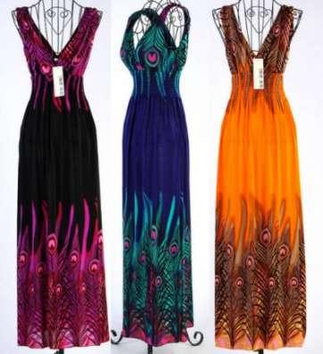 Платье-сарафан, мелким оптом