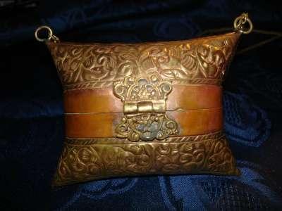 Старинная сумочка-кошелек 19 век в Санкт-Петербурге Фото 1