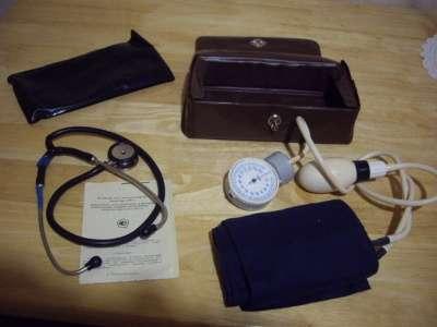 Тонометр ИАДМ-ОП В упаковке