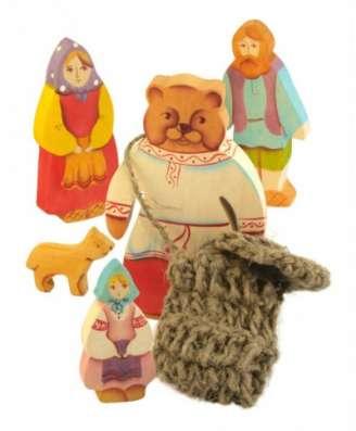 Деревянные игрушки Сказки Дерева в Москв в Москве Фото 3